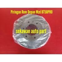 Disc Brake Front / Piringan Rem Depan Mazda BT50PRO / BT 50 PRO