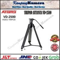 Tripod Video Attanta/Takara VD-2500 / VD2500 Original