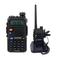 Baofeng UV-5R HT Dualband Garansi Resmi Baru UV5R UV5 UV-5