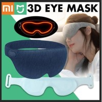 XIAOMI MIJIA ARDOR 3D EYE MASK HOT MASSAGE MASKER PENUTUP MATA
