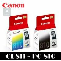 1set tinta cartridge Canon PG-810 + CL-811