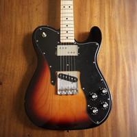 Fender Classic Series 72s Telecaster Custom Gitar Elektrik