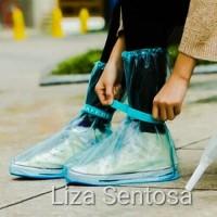 Pelindung Hujan Sepatu / Jas Hujan Sepatu / Cover Hujan Untuk Sepatu