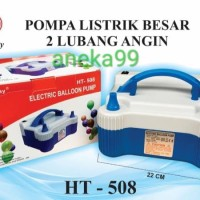pompa balon elektrik / pompa balon listrik