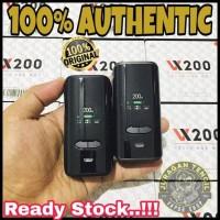 Promo Best Seller Authentic Vx200 Tc Box Mod By Augvape Vx 200 W Kit