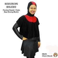 Bolero Kerudung Baju Renang Muslim Size Dewasa KBL01