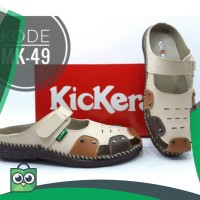 *(ORI)* Sandal Kickers Wanita Kode MK-49 :