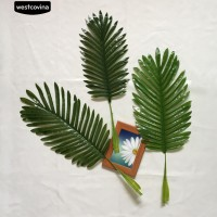♠Westcovina♠ Plant 1Pc Artificial Coconut Tree Green Leaves