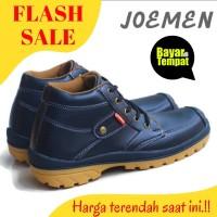 Sepatu Kulit Joemen J 41 Kerja Kuliah Fantofel Pria Original Import
