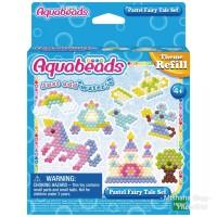 AquaBeads Pastel Fairy Tale Set Unicorn Refill - ORI Aqua Beads EPOCH