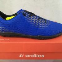 ORI sepatu futsal ardiles zagreb warna biru 100%
