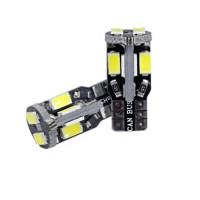 Bohlam LED T10 Autovision Lampu Kota/Lampu Senja/Lampu Plafon Putih