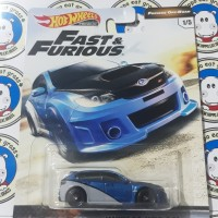 Hot Wheels Hotwheels Fast & Furious Off Road Impreza WRX ST1