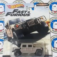 Hot Wheels Hotwheels Fast & Furious Off Road Hummer H1