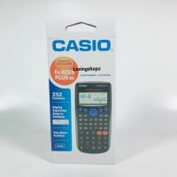 Casio FX 82 ES PLUS - Calculator Scientific Kalkulator Kuliah Sekolah