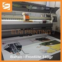 SPANDUK FRONTLITE 340gr (Cetak, Print, Flexy, Banner, Murah, Bandung)