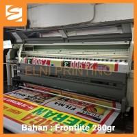 Print Spanduk Banner Umbul2 Baligho termurah