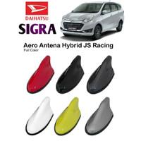 Antena sharkfin/Antena hybrid sirip hiu for Daihatsu Sigra