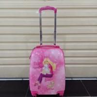 Koper Anak Barbie bahan Fiber Polycarbonate uk 16inch