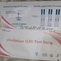 ovulation LH test strip mendeteksi masa subur ovulasi