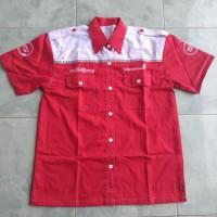 Baju Uk M INDIHOME Seragam Telkom Kualitas Bagus (tanpa logo persh)