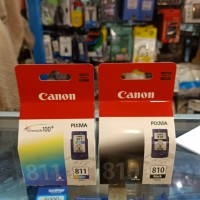 Cartridge Canon PG 810 + CL 811 paketan