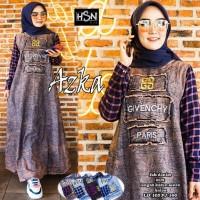 AZKA MAXI DRESS BY HSN