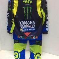 Hot Produk Kaos Setelan Motor Yamaha Anak- Baju Setelan Motor Balap