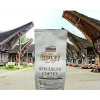 KOPI OPLET SPECIALTY COFFEE – TORAJA KALOSSI - 250 gram