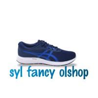 Sepatu Asics Gel-Ds Trainer 24 Running Shoes - Blue Original BNIB