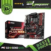 Motherboard MSI B450 Gaming Plus MAX AM4 B450 DDR4 USB3.2 SATA3