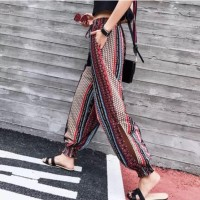 Palingmurah Jogger Etnik Celana Panjang Batik Wanita Jumbo