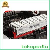 BIG SALE Crucial Ballistix Sport DDR4 8GB PC 2666mhz 2x4GB RAM