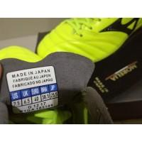 Sepatu Bola Soccer Mizuno Morelia Neo II Leather Yellow - FG Sepatu