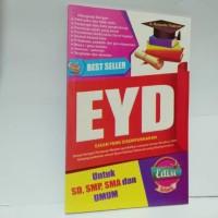 TERLARIS Buku EYD (Ejaan Yg Di Sempurnakan) Edisi Terbaru Untuk