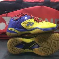 Paling Populer Sepatu Badminton Yonex Shb 03 Lcw Original Sepatu