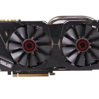 Used, ASUS GTX 970 4GB 256Bit GDDR5 Graphics Cards for nVIDIA VGA