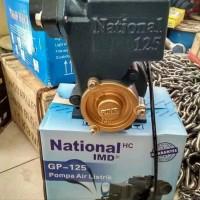 TERLAKU pompa air 125watt SNI National mesin bander daya dorong 30 met