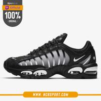 Sepatu Sepatu Sneakers Nike Air Max Tailwind 4 Black White Original AQ