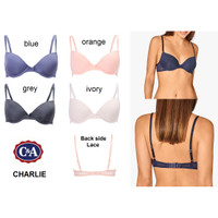 Bra C&A style Charlie renda samping available 4 colors