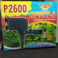 Mesin Air Aquarium Power Head AQUILA P2600 Filter Aquarium Celup