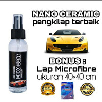 wax mobil /nano ceramic / pengkilap mobil
