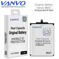 Vanvo Baterai XiaoMi RedMi 4X / Redmi 3 / 3S / 3 Prime - BM47 4100mAh