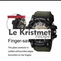 Casio G Shock GWG 1000 Mudmaster Custom Tempered Glass Anti Gores