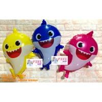 Balon Foil Baby Shark / Balon BabyShark Plastic