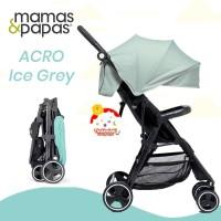 Stroller Mamas Papas Acro Ice Grey