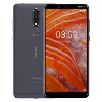 handphone nokia 3.1 plus ram 3/32 gb garansi reami 1th