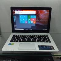 Asus X450JB Silver i7/8GB/1TB/GT940M-2GB/WIN10 Second