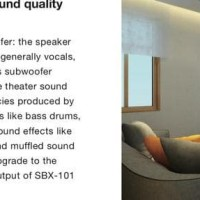 New Sale Pioneer Sbx101 Sbx 101 Soundbar With Wireless Subwoofer And
