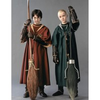 BARANG TOP (COSPLAY/COSTUME) JUBAH HARRY POTTER QUIDDITCH GRYFFINDOR